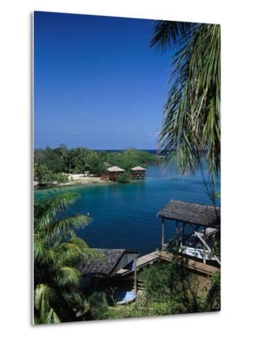Anthony's Key Resort, Roatan, Honduras-Timothy O'Keefe-Metal Print