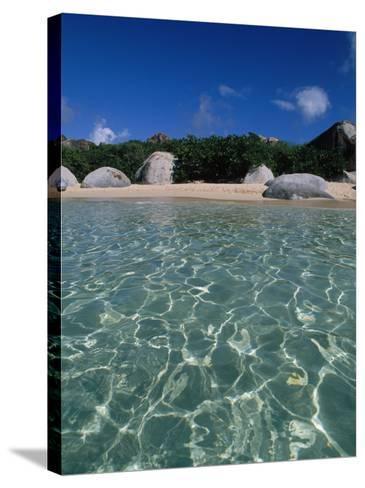 The Baths, Virgin Gorda, British Virgin Islands-Jim Schwabel-Stretched Canvas Print