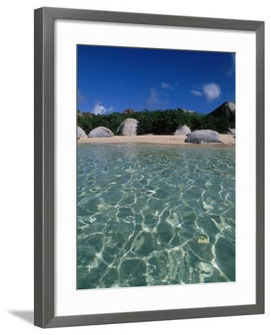 The Baths, Virgin Gorda, British Virgin Islands-Jim Schwabel-Framed Art Print