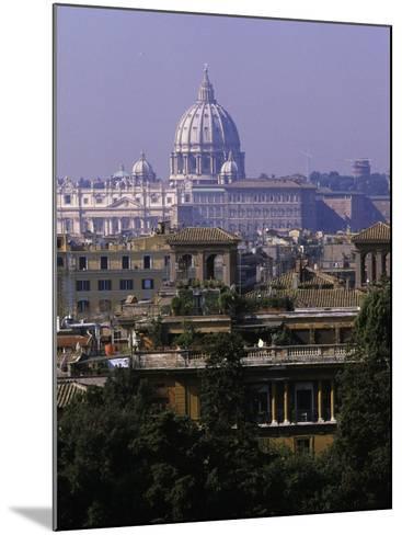Rome, Italy-Angelo Cavalli-Mounted Photographic Print