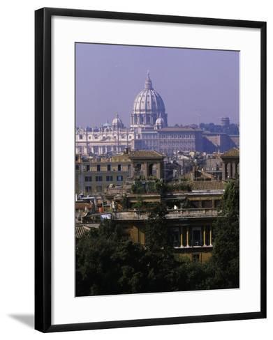 Rome, Italy-Angelo Cavalli-Framed Art Print