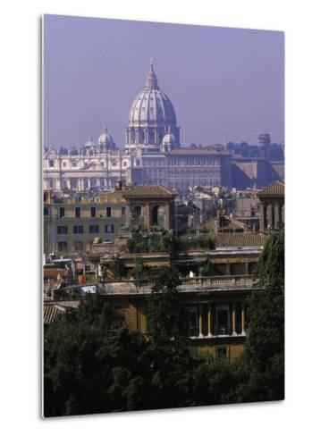 Rome, Italy-Angelo Cavalli-Metal Print