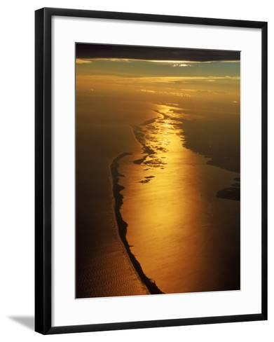 Fire Island, National Recreation Area-Bruce Clarke-Framed Art Print