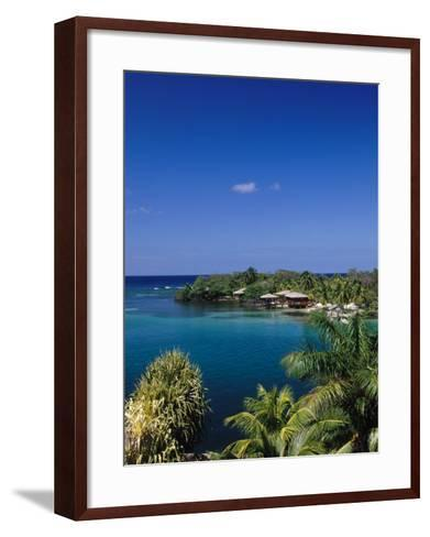 Anthonys Key Resort, Roatan, Honduras-Timothy O'Keefe-Framed Art Print