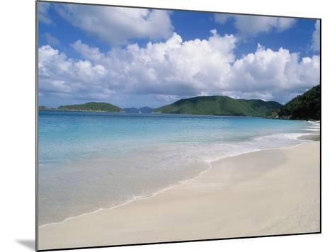 Cinnamon Beach, Virgin Islands National Park, St. John-Jim Schwabel-Mounted Photographic Print