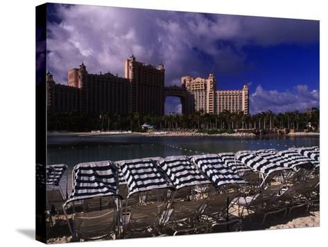 Atlantis Resort, Paradise Island, Bahamas-Angelo Cavalli-Stretched Canvas Print