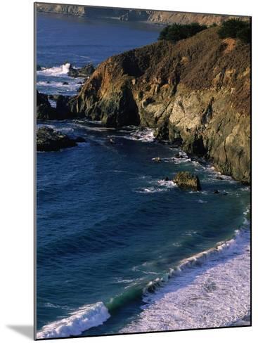 Big Sur, California-Mitch Diamond-Mounted Photographic Print
