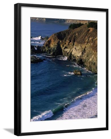 Big Sur, California-Mitch Diamond-Framed Art Print