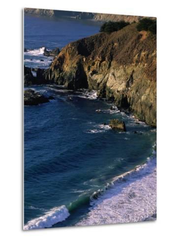 Big Sur, California-Mitch Diamond-Metal Print