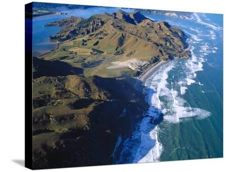 Whanganui Inlet, South Island, New Zealand-Bruce Clarke-Stretched Canvas Print