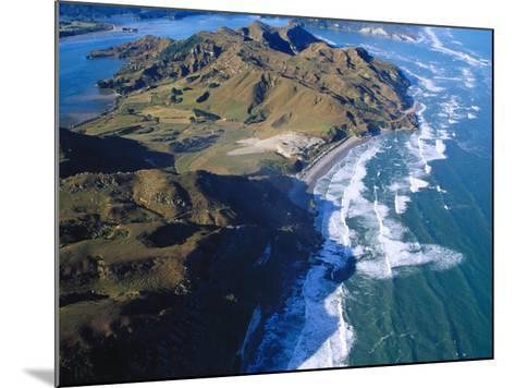 Whanganui Inlet, South Island, New Zealand-Bruce Clarke-Mounted Photographic Print