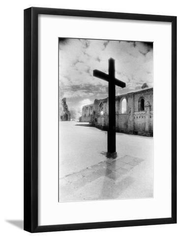 Glastonbury Abbey, Somerset, England-Simon Marsden-Framed Art Print