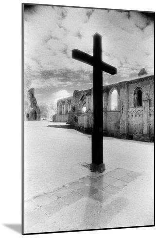 Glastonbury Abbey, Somerset, England-Simon Marsden-Mounted Giclee Print