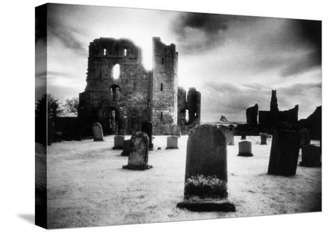 Lindisfarne Priory, Holy Island, Northumberland, England-Simon Marsden-Stretched Canvas Print
