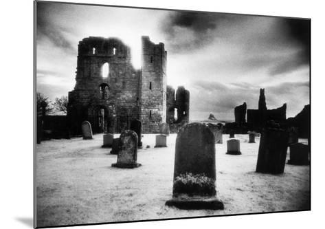 Lindisfarne Priory, Holy Island, Northumberland, England-Simon Marsden-Mounted Giclee Print