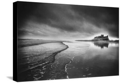 Bamburgh Castle, Northumberland, England-Simon Marsden-Stretched Canvas Print