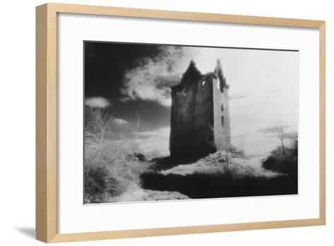 Danganbrack Tower, County Clare, Ireland-Simon Marsden-Framed Art Print
