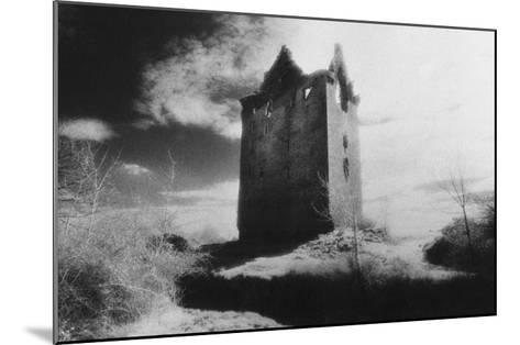 Danganbrack Tower, County Clare, Ireland-Simon Marsden-Mounted Giclee Print