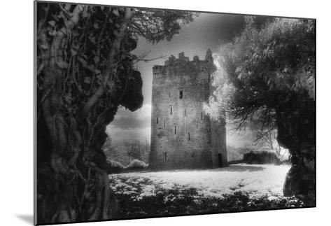 Lackeen Castle, County Tipperary, Ireland-Simon Marsden-Mounted Giclee Print