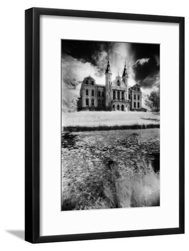 Gutshaus Mallin, Mecklenburg-Vorpommern, Germany-Simon Marsden-Framed Art Print