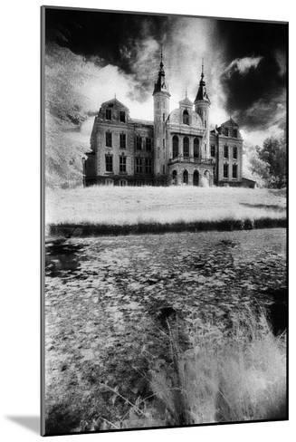 Gutshaus Mallin, Mecklenburg-Vorpommern, Germany-Simon Marsden-Mounted Giclee Print