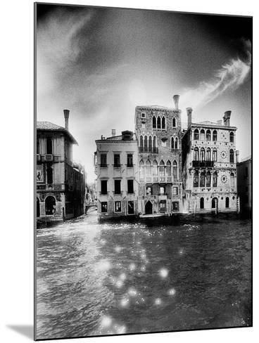 Palazzo Dario, the Grand Canal-Simon Marsden-Mounted Giclee Print