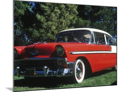 1956 Chevrolet Bel-Air-Gary Conner-Mounted Photographic Print