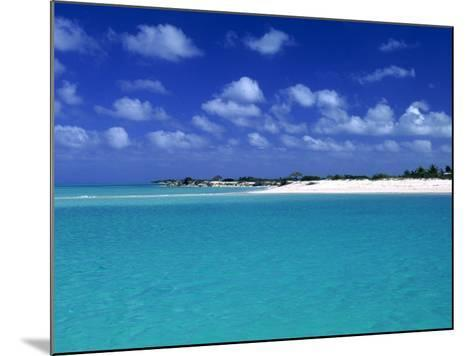 Tropical Scenic, Turks and Caicos Islands-Timothy O'Keefe-Mounted Photographic Print