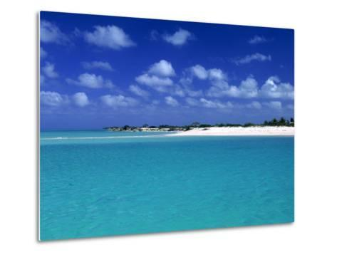 Tropical Scenic, Turks and Caicos Islands-Timothy O'Keefe-Metal Print