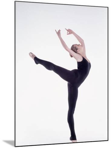 Ballerina Dancing-Bill Keefrey-Mounted Photographic Print