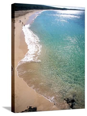Makena Beach, Maui, HI-Tomas del Amo-Stretched Canvas Print