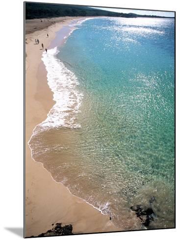 Makena Beach, Maui, HI-Tomas del Amo-Mounted Photographic Print