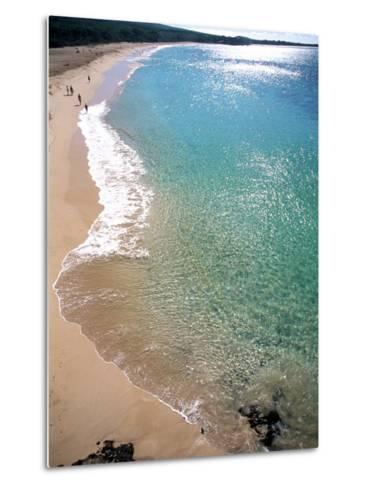 Makena Beach, Maui, HI-Tomas del Amo-Metal Print