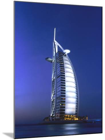 Buri Al Arab, Arabian Tower, Uae-Walter Bibikow-Mounted Photographic Print