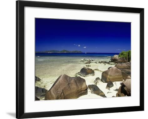La Digue Isle, Seychelles, Indian Ocean-Angelo Cavalli-Framed Art Print