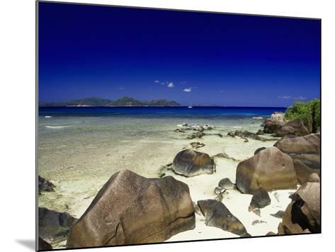 La Digue Isle, Seychelles, Indian Ocean-Angelo Cavalli-Mounted Photographic Print