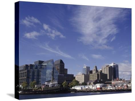 Halifax, Nova Scotia, Canada-Bruce Clarke-Stretched Canvas Print