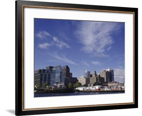 Halifax, Nova Scotia, Canada-Bruce Clarke-Framed Art Print