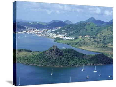 St. Maarten, Virgin Islands-Bruce Clarke-Stretched Canvas Print