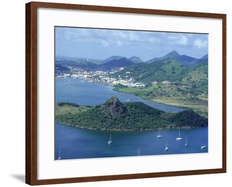 St. Maarten, Virgin Islands-Bruce Clarke-Framed Art Print