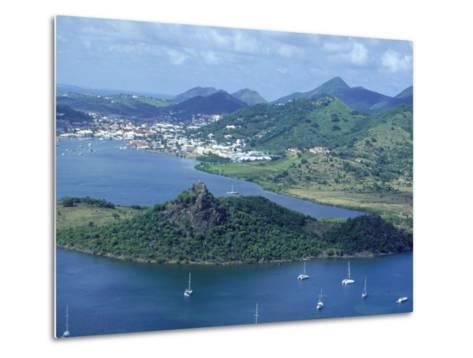 St. Maarten, Virgin Islands-Bruce Clarke-Metal Print