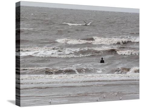 Another Place by Antony Gormley, Crosby, UK-O'toole Peter-Stretched Canvas Print