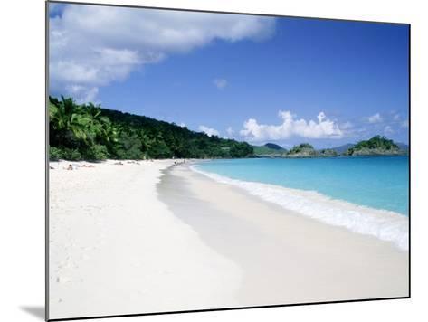 Trunk Bay Beach, St. John-Jim Schwabel-Mounted Photographic Print
