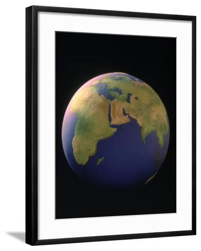 View of the Earth-Matthew Borkoski-Framed Art Print