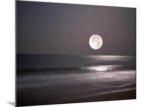 Full Moon-Mitch Diamond-Mounted Photographic Print