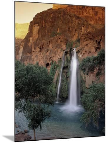 Havasu Falls, Grand Canyon, AZ-Cheyenne Rouse-Mounted Photographic Print