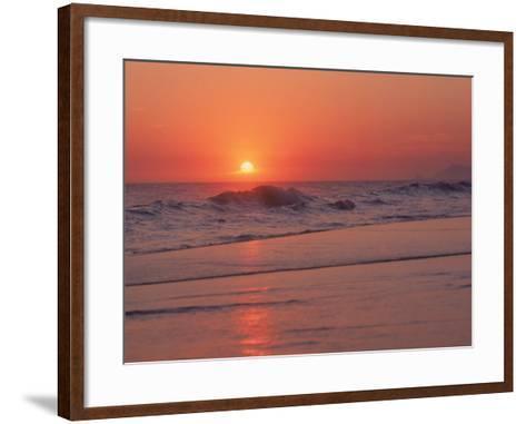 Praia Seca, Rio de Janeiro, Brazil-Silvestre Machado-Framed Art Print