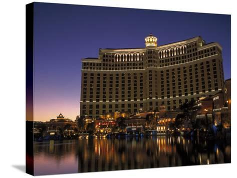 Bellagio Hotel, Las Vegas, NV-Lynn Eodice-Stretched Canvas Print