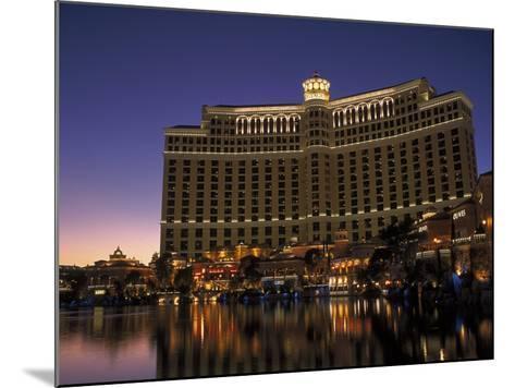 Bellagio Hotel, Las Vegas, NV-Lynn Eodice-Mounted Photographic Print