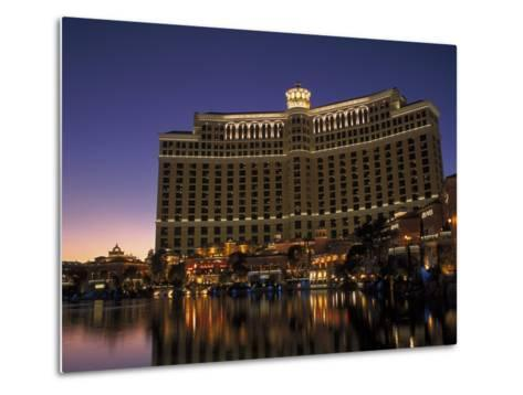 Bellagio Hotel, Las Vegas, NV-Lynn Eodice-Metal Print